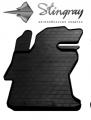 Водительский резиновый коврик Subaru XV 2017-