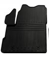 Водительский резиновый коврик Chevrolet Equinox II 2009-2017