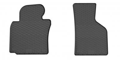Передние автомобильные резиновые коврики Seat Toledo III 2004-