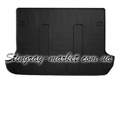 Резиновый коврик в багажник Toyota Land Cruiser Prado 120 2002-