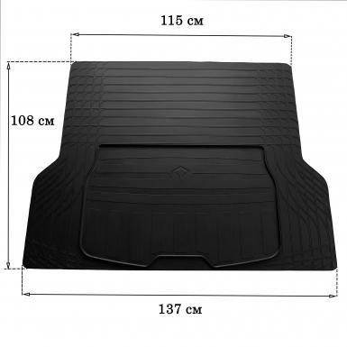 Коврик в багажник (размер L)