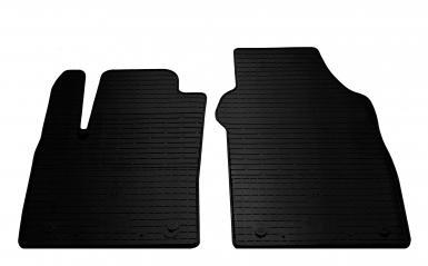 Передние автомобильные резиновые коврики Fiat 500 2007-