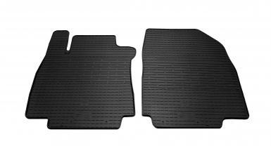 Передние автомобильные резиновые коврики Nissan Tiida 2004-