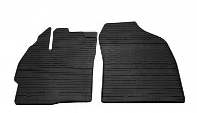 Передние автомобильные резиновые коврики Toyota Prius 2012-