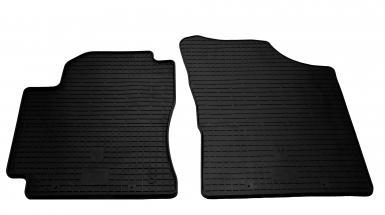 Передние автомобильные резиновые коврики Geely CK (CK2) 2006-
