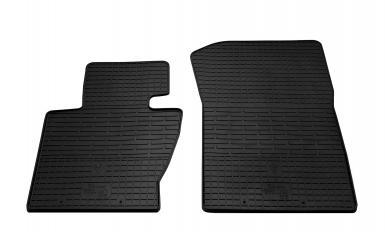 Передние автомобильные резиновые коврики BMW X3 (E83) 2003-2010