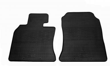 Передние автомобильные резиновые коврики Mini Cooper II