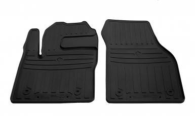 Передние автомобильные резиновые коврики Jaguar E-Pace (special design 2017-)
