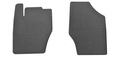 Передние автомобильные резиновые коврики Citroen C4 2010-2015
