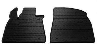 Передние автомобильные резиновые коврики Lexus RX 2015-
