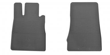 Передние автомобильные резиновые коврики Mercedes W220 S