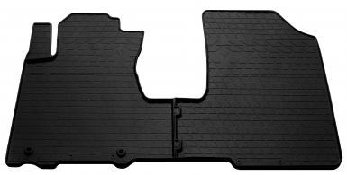 Передние автомобильные резиновые коврики Honda CR-V 2007-2012 (design 2016)