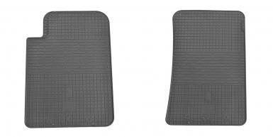 Передние автомобильные резиновые коврики Ssang Yong Rexton W 2013-