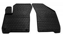 Передние автомобильные резиновые коврики Fiat Freemont 2011-2016