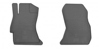 Передние автомобильные резиновые коврики Subaru Forester 2012-